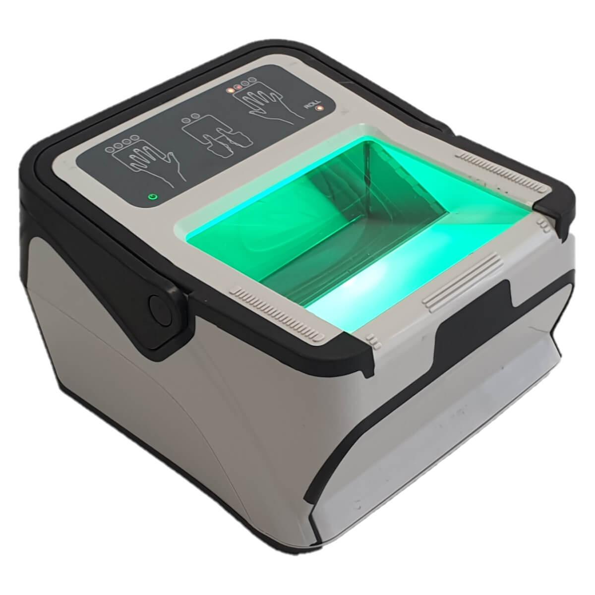 Czytnik biometryczny Thales Cogent CS500f odczyt odcisków linii papilarnych