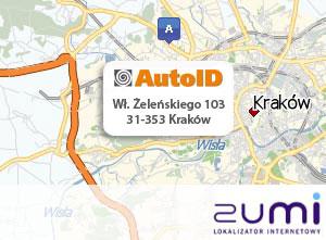 <a href=http://www.zumi.pl/namapie.html?qt=AutoID+S.A.&amp;loc=&amp;Submit=Szukaj&amp;cId=&amp;sId=&amp;x=0&amp;y=0 target=_blank>Zobacz jak do nas trafić w Zumi.pl</a>